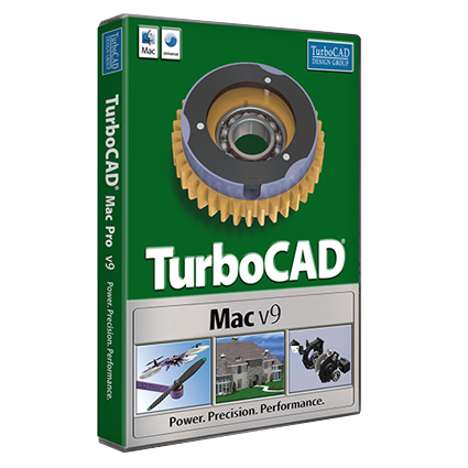 TurboCAD For Mac