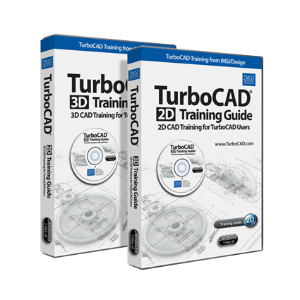 TurboCAD Training Manuals