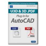 AutoCAD 3D PDF Plug-in
