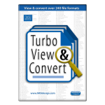 Turbo View And Convert